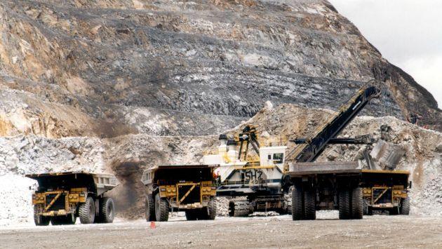 Gobierno cree que la inversión minera no se detendrá. (Difusión)