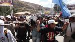 Un muerto y 43 heridos dejan protestas en Jauja - Noticias de francisco carle
