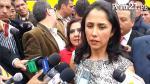 """Nadine Heredia a maestros: """"El presidente Ollanta Humala no los mecerá"""" - Noticias de huelga de profesores"""