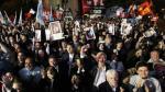 Argentina: Condenan a cadena perpetua a 14 exmilitares - Noticias de reynaldo bringas