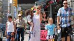 La modelo Heidi Klum en amoríos con su guardaespaldas - Noticias de lou seal