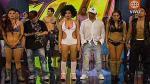 'El Gran Show': Valia Barak y Andy V se enfrentarán en duelo - Noticias de johany vegas