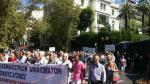 Una nueva huelga de periodistas deja sin noticias a los griegos - Noticias de athens