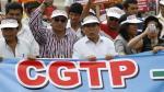 Responsabilizan a Mario Huamán de ataque a dirigente de construcción civil - Noticias de elias grijalva