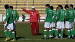 Bolivia alista una banda contra Perú - Noticias de marcelo mendez
