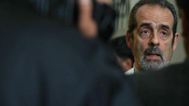 NO ES CASUALIDAD. El interés de Javier Diez Canseco por las acciones de Backus tiene su historia. (Martín Pauca)