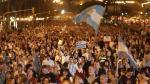 Standard & Poor's baja nota a Argentina - Noticias de barco