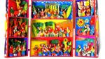 Nacimientos peruanos, arte navideño de exportación - Noticias de 2008