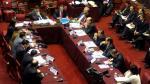 Seis partidos a favor de eliminar el voto preferencial - Noticias de mesias guevara