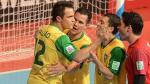 Partidazo: Brasil ganó 3-2 a España y es campeón en Mundial de Futsal - Noticias de jordi torras