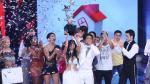 'El gran show' vuelve a liderar rating del sábado - Noticias de monique pardo