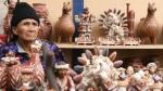 Artesanía peruana generará ingresos por US$400 millones en 2012 - Noticias de claudia cornejo