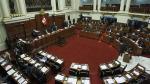 Pleno del Congreso aprobó Ley de Reforma Magisterial - Noticias de escala magisterial
