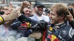 Sebastian Vettel se corona tricampeón mundial de la Fórmula Uno - Noticias de niki lauda