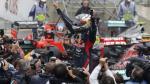 FOTOS: El triunfo de Sebastian Vettel en la Fórmula Uno - Noticias de angela merkel