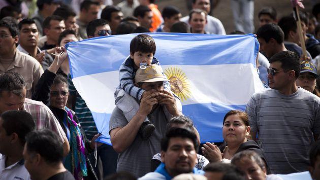 Riesgo de default en Argentina desaparece por el momento