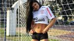 FOTOS: Camila Vernaglia, la chica Bum Bum que motiva al Corinthians - Noticias de camila vernaglia