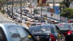 Desvían tráfico por obras en Costa Verde - Noticias de diego costa