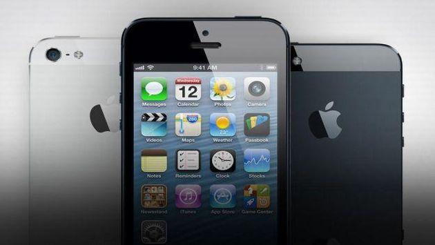 El iPhone 5, el gadget del año para Time