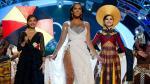 FOTOS: Aspirantes a Miss Universo desfilaron en trajes típicos - Noticias de trajes típicos