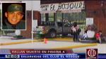Hallan muerto a salvavidas en el club El Bosque - Noticias de darwin rodriguez