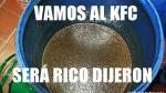 Memes por clausura de KFC circulan por redes sociales - Noticias de san miguel