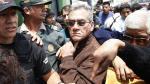 Presentan ante Fiscalía denuncia contra el líder del Movadef Alfredo Crespo - Noticias de wilfredo guzman